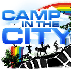 Camp in the City-thumb